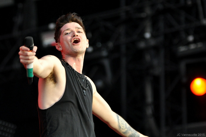 The Script au Main Square Festival Arras