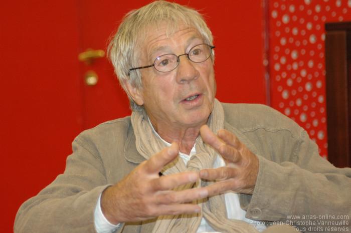 Jean-Louis Fournier participera lui aussi aux débats (Photo : Jean-Christophe Vanneuville)