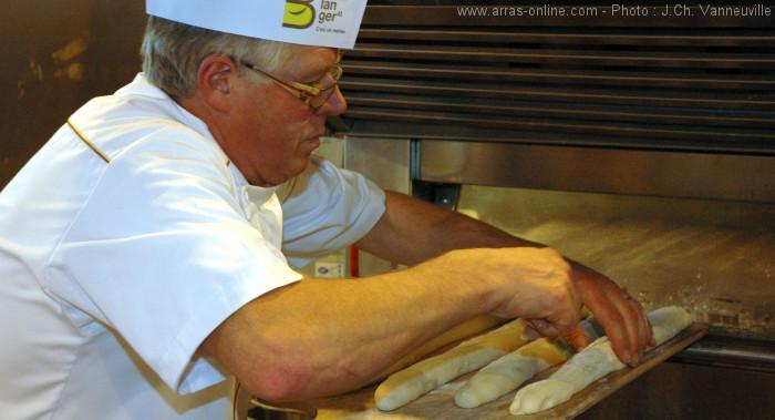 Salon des Saveurs 2011 à Artois Expo Arras