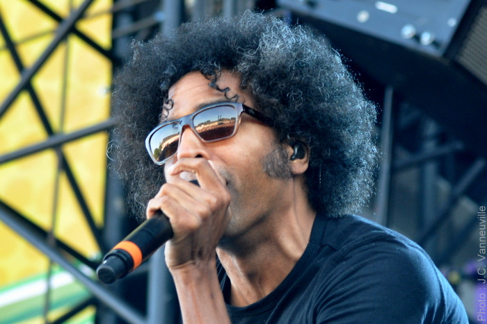 Alice In Chains au Main Square Festival 2014