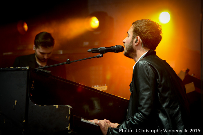 Editors au Main Square Festival Arras 2016