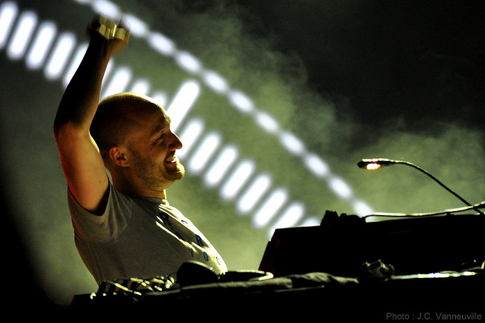 Paul Kalkbrenner au Main Square Festival 2014 - Arras