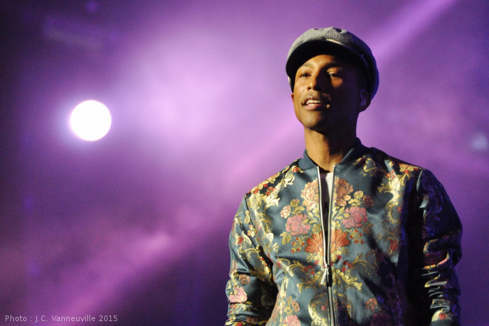 Arras Main Square Festival - Pharrell Williams