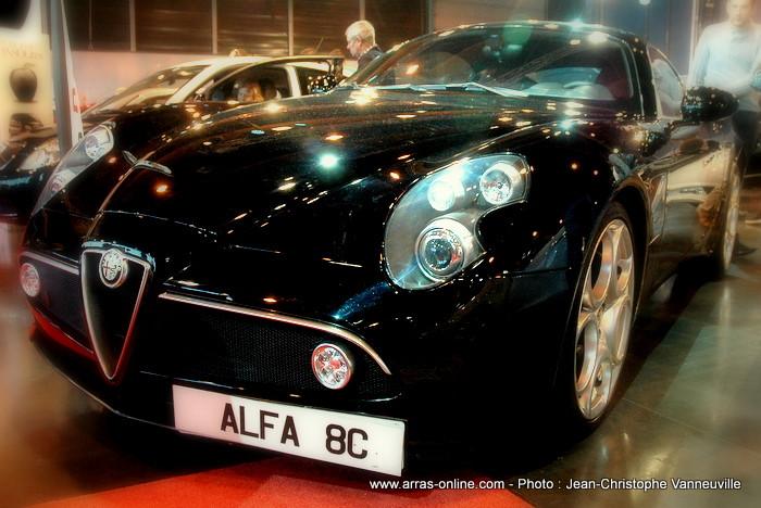 Salon de l'automobile 2010 d'Arras