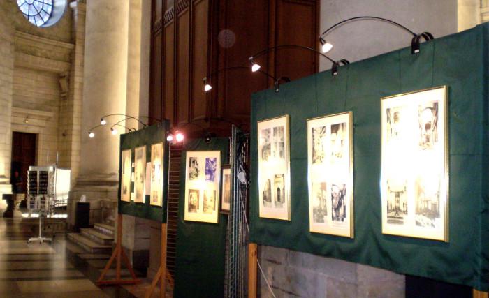 Exposition à la Cathédrale d'Arras