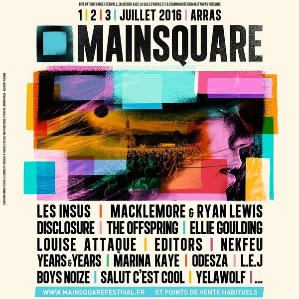 Main Square Festival Arras