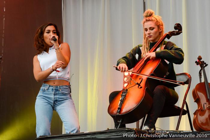 L.E.J. au Main Square Festival Arras 2016