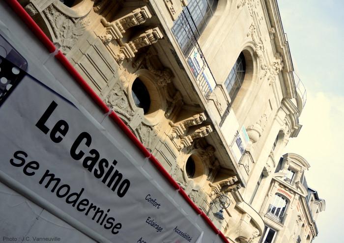 Le Casino d'Arras en pleine métamorphose