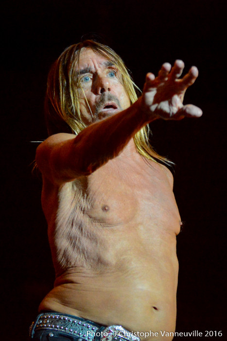 Arras Main Square Festival - Iggy Pop