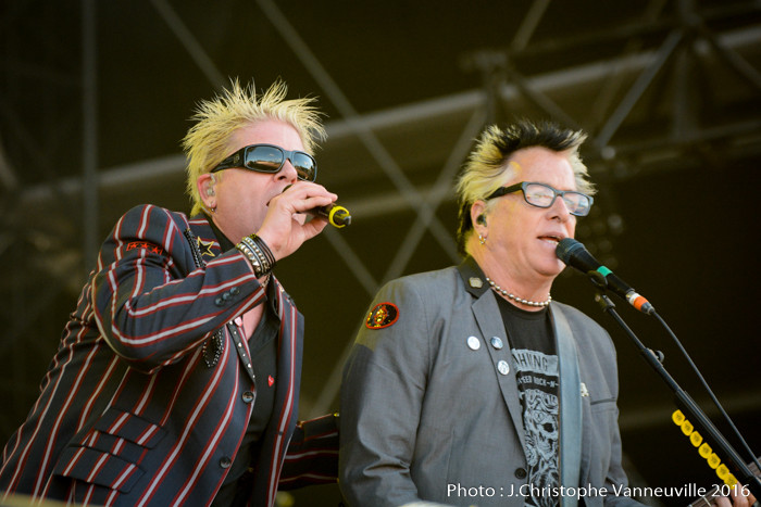 Arras Main Square Festival - The Offspring