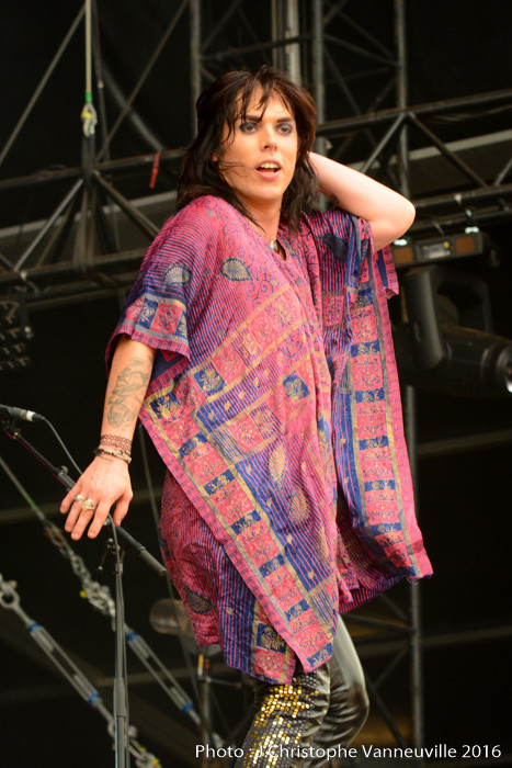 The Struts au Main Square Festival Arras 2016