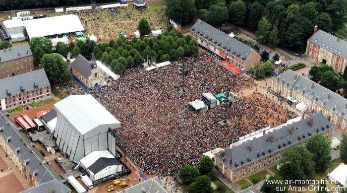 Main Square Festival Arras 2013