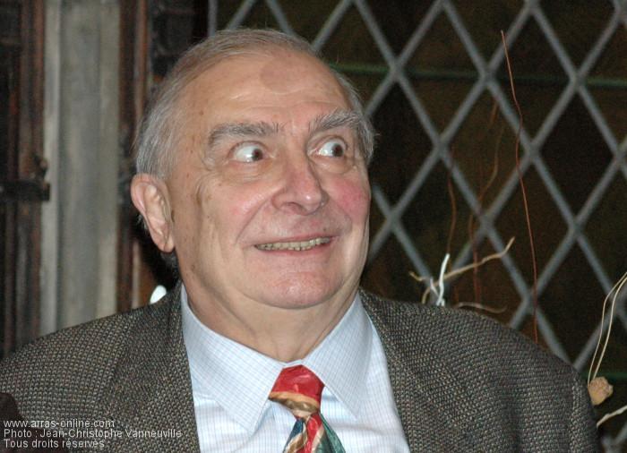 Claude Chabrol à Arras