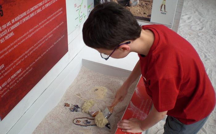 Exposition La traversée de l'Afrique à Cité Nature Arras