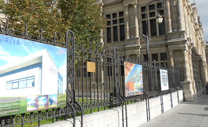 Exposition Architectes Arras