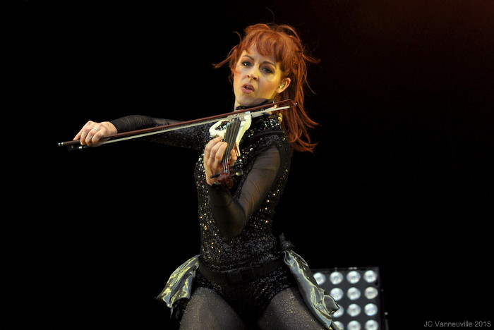 Lindsey Stirling au Main Square Festival Arras