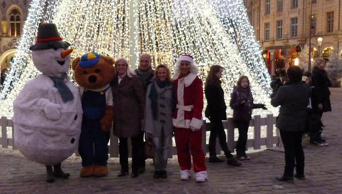 Arras Commerce et Coeur de Ville fête Noël !