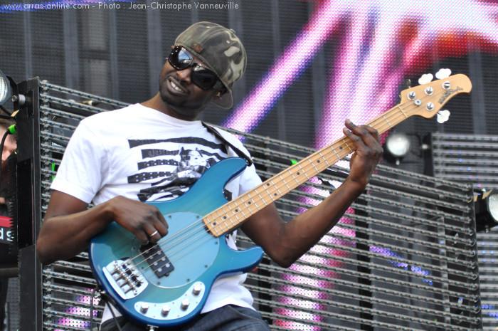 Beat Assailant au Main Square Festival Arras 2012