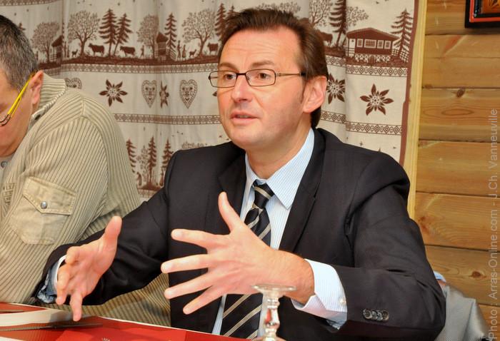 Arras Frédéric Leturque Conférence de Presse