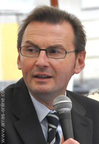 Frédéric Leturque Maire d'Arras