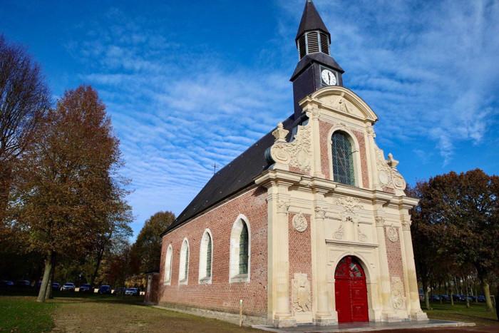 Chapelle Saint Louis Arras Citadelle