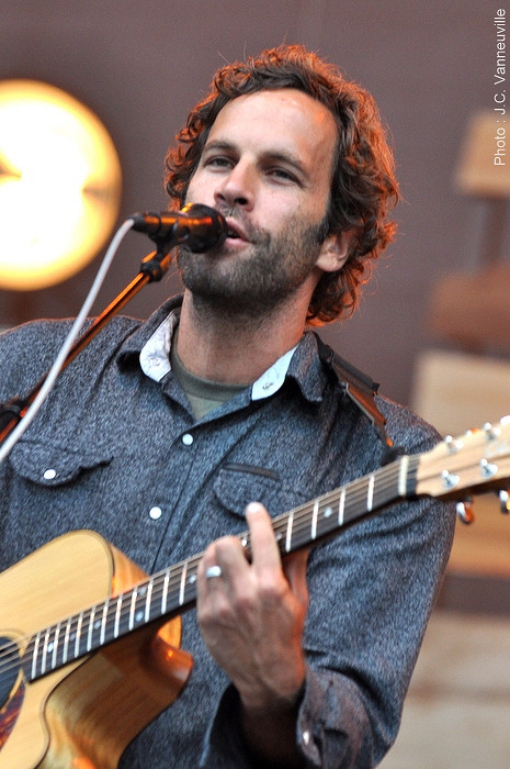 Jack Johnson au Main Square Festival 2014 - Arras