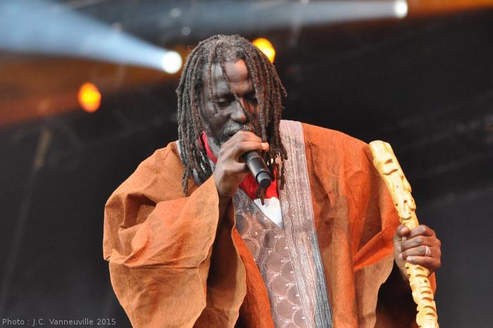 Tiken Jah Fakoly Main Square Festival 2015
