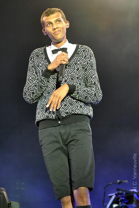 Stromae au Main Square Festival 2014 - Arras