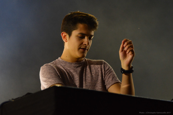 Kungs au Main Square Festival 2017