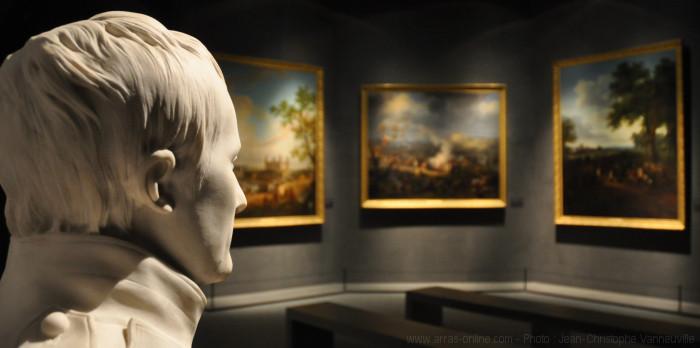Le Musée d'Arras et l'Abbaye Saint Vaast