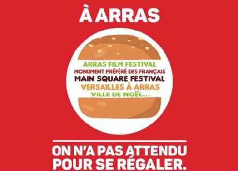 Burger King Arras