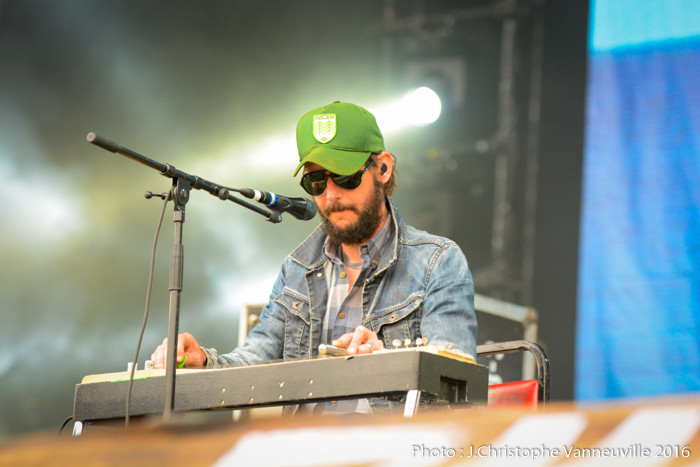 Band Of Horses au Main Square Festival Arras 2016