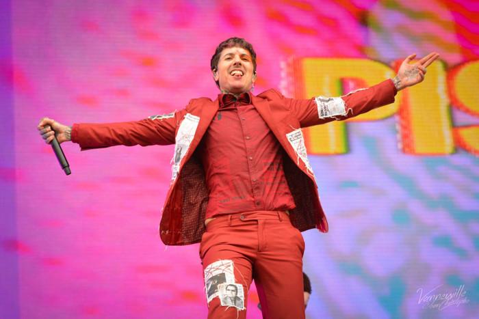 Bring Me The Horizon BMTH Main Square Festival Arras 2019