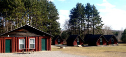 mansfield cabins