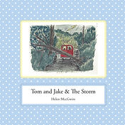 6 Tom and Jake & The Storm Cover - Front