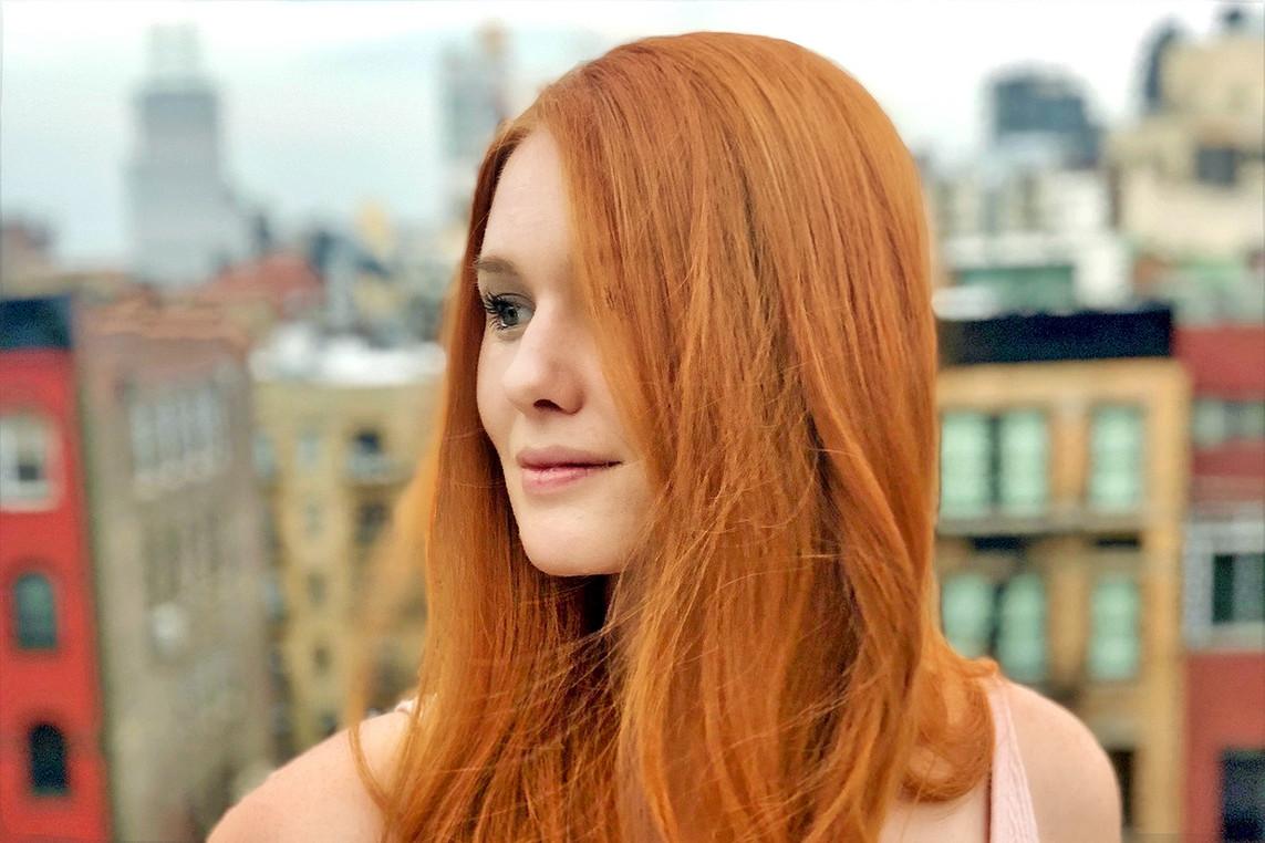 Amy Akiva Hair