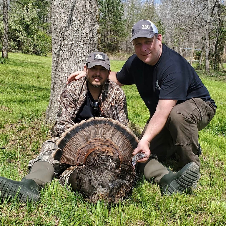 Spencer Turkey hunt