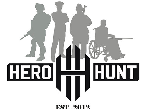 Hero Hunt Sticker