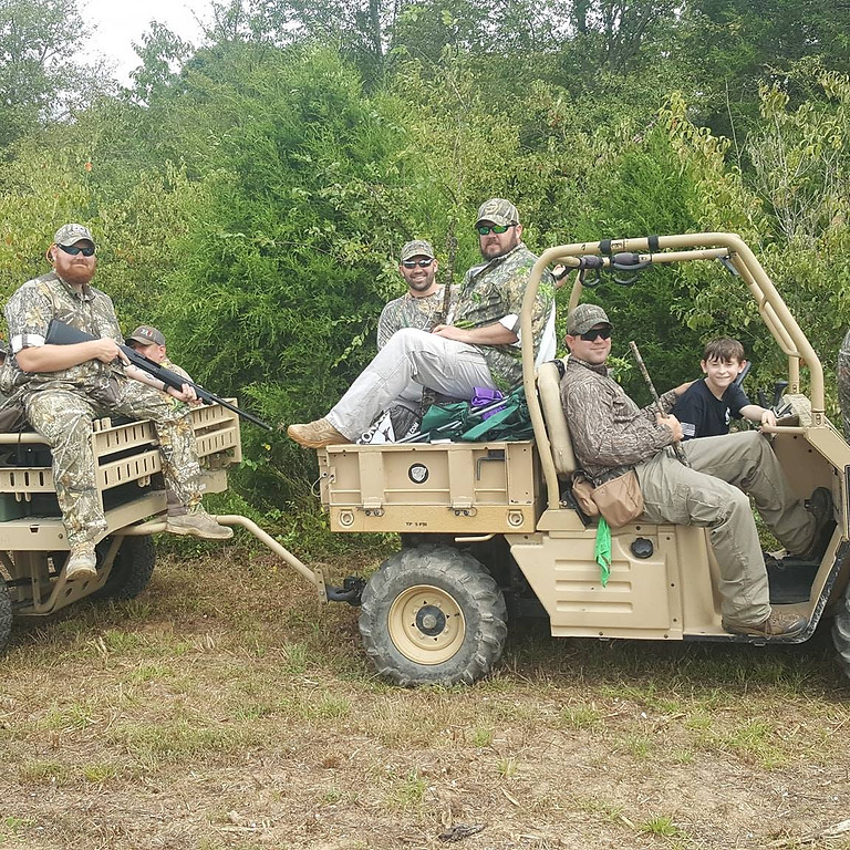 Mid Tennessee Dove Hunt