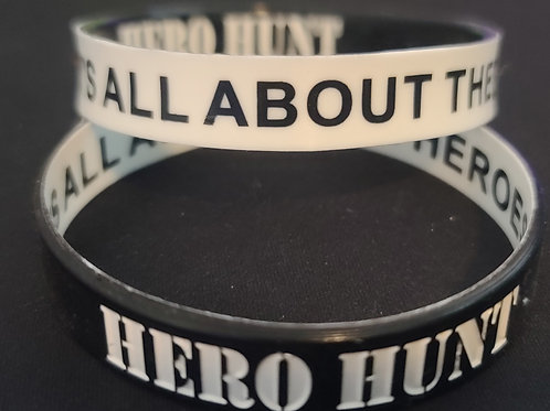 Black and White bracelets