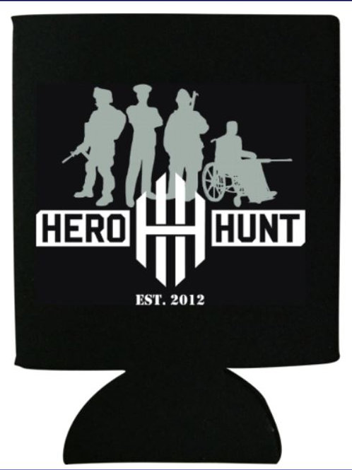 Hero Hunt Koozie