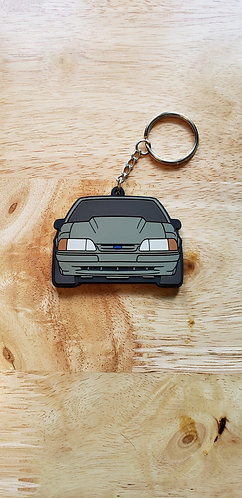 Fox Body Notchback (light gray)