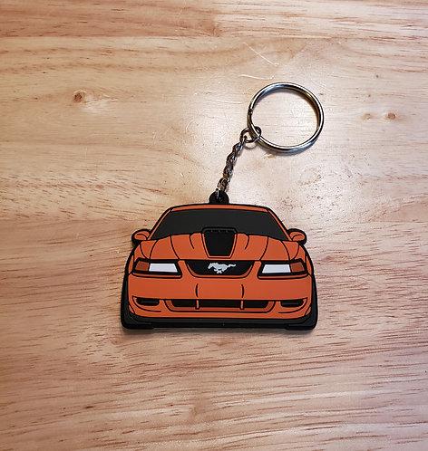 Mach 1 Keychain