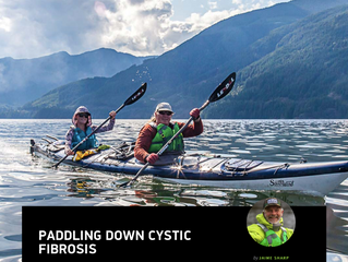 Paddle Down Cystic Fibrosis