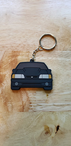 Fox Body Hatchback (black)
