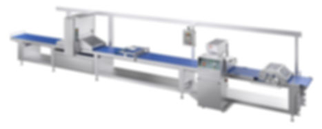 AUTOMATED LINE FOR BAKERY