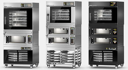 OVEN AND PROOFER MIWE