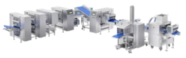 FULLY AUTOMATIC LAMINATING LINE