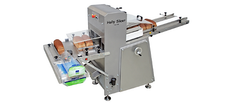 BREAD SLICER WITH BAG BLOWER
