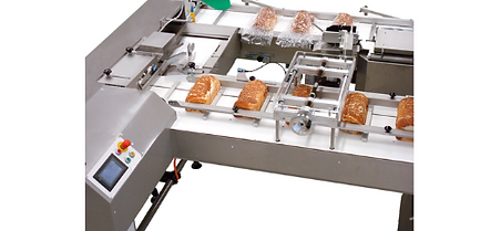 BREAD AND BUNS PACKING MACHINE